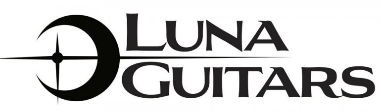 Luna Guitars Logo